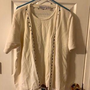 2/$7 TanJay short sleeve top